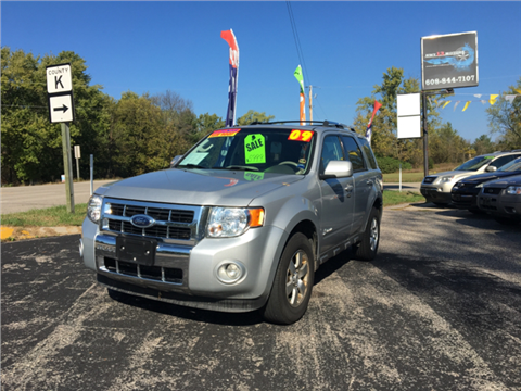 2009 Ford Escape Hybrid for sale in Wisconsin Dells, WI