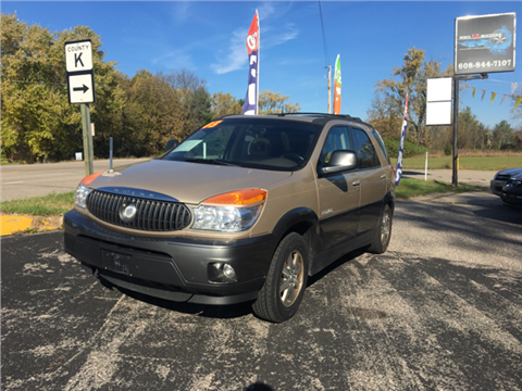 2003 Buick Rendezvous for sale in Wisconsin Dells, WI