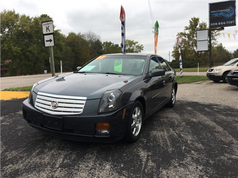 2007 Cadillac CTS for sale in Wisconsin Dells, WI
