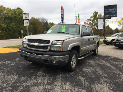 2005 Chevrolet Silverado 1500 for sale in Wisconsin Dells, WI