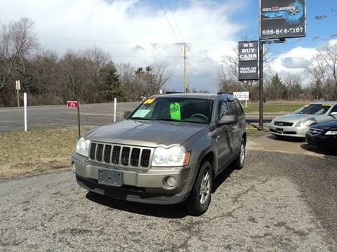 2006 Jeep Grand Cherokee for sale in Wisconsin Dells, WI