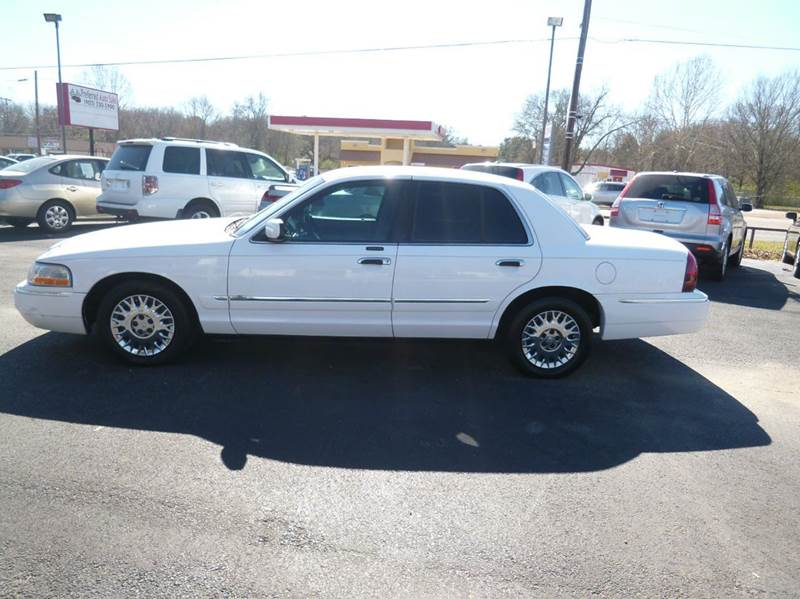 2003 Mercury Grand Marquis GS 4dr Sedan - Tyler TX