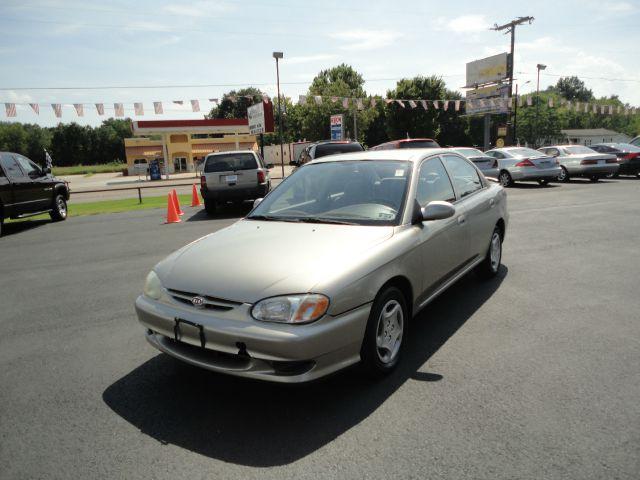 2000 Kia Sephia