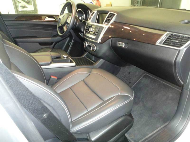 2015 Mercedes-Benz M-Class ML 350 4dr SUV - Tyler TX
