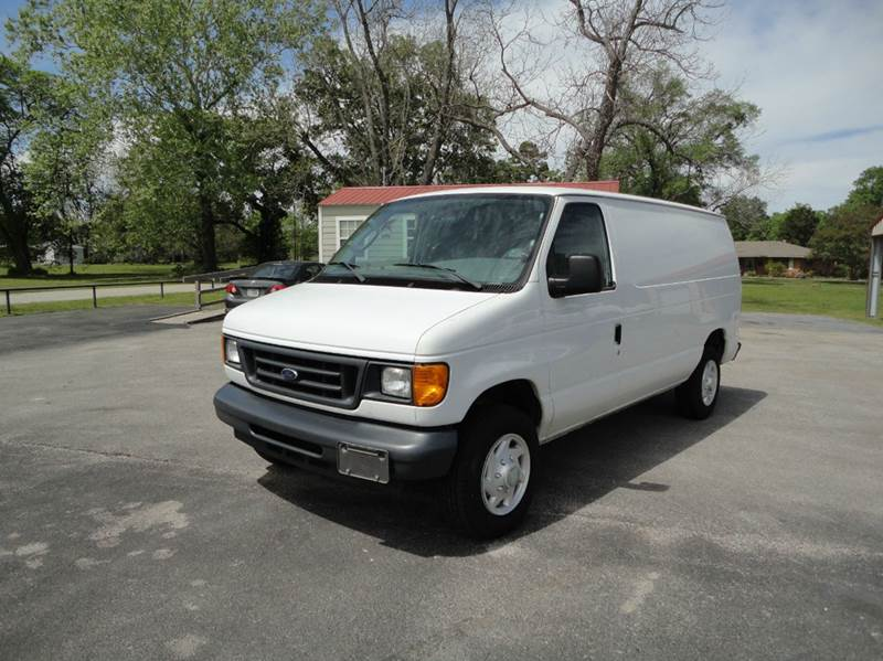 2007 ford e series cargo e 150 3dr cargo van in tyler tx. Black Bedroom Furniture Sets. Home Design Ideas