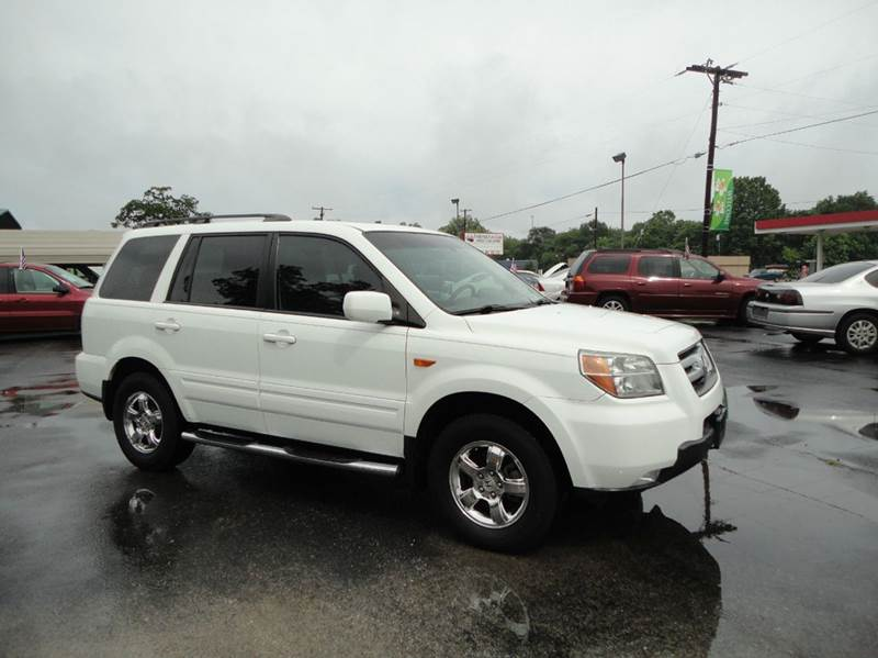 2007 honda pilot ex l 4dr suv in chandler tx preferred auto sales. Black Bedroom Furniture Sets. Home Design Ideas