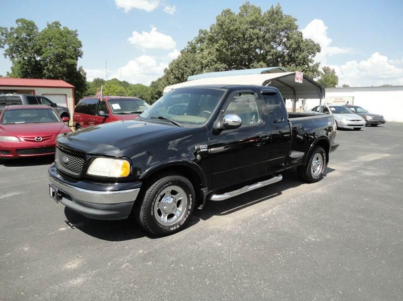 2000 ford f 150 lariat 4dr extended cab stepside sb in chandler tx preferred auto sales. Black Bedroom Furniture Sets. Home Design Ideas