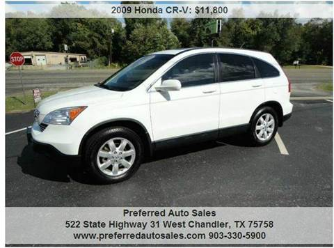 2009 Honda CR-V for sale in Chandler, TX
