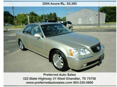 2004 Acura RL for sale in Chandler, TX