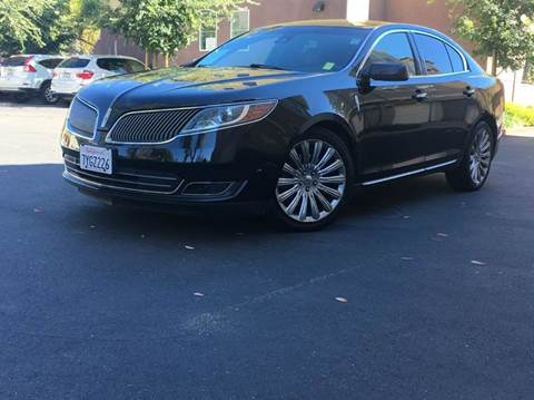 2013 Lincoln MKS for sale in San Jose, CA