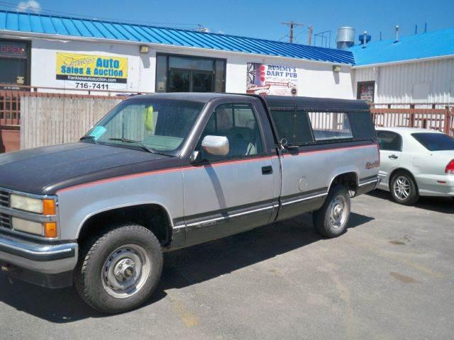 1992 Chevrolet C K 1500 Series For Sale Carsforsale Com