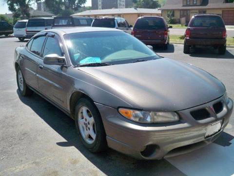 2000 Pontiac Grand Prix for sale in Rapid City, SD