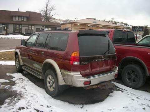 1999 Mitsubishi Montero Sport for sale in Rapid City, SD