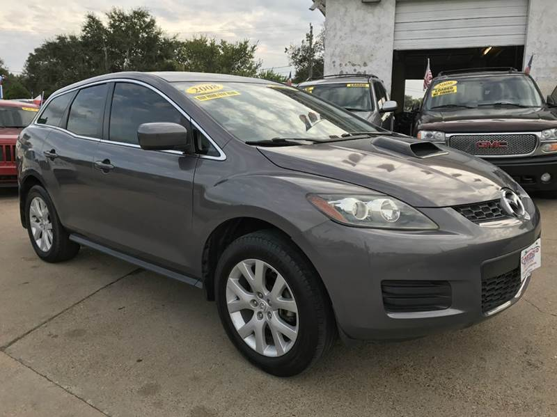 2008 mazda cx 7 grand touring 4dr suv in houston tx cartech auto sales. Black Bedroom Furniture Sets. Home Design Ideas