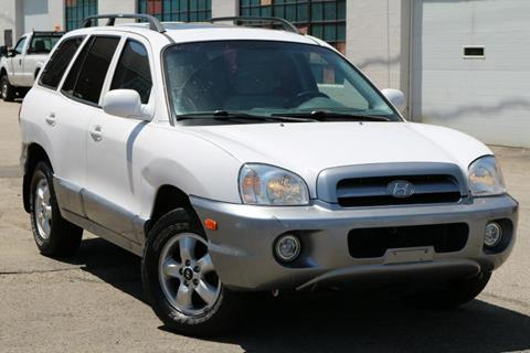 2005 Hyundai Santa Fe for sale in Parma, OH