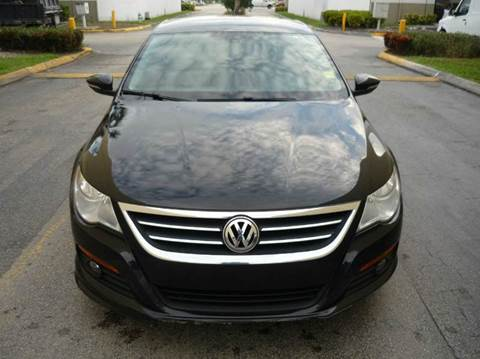 2010 Volkswagen CC for sale in Hollywood, FL