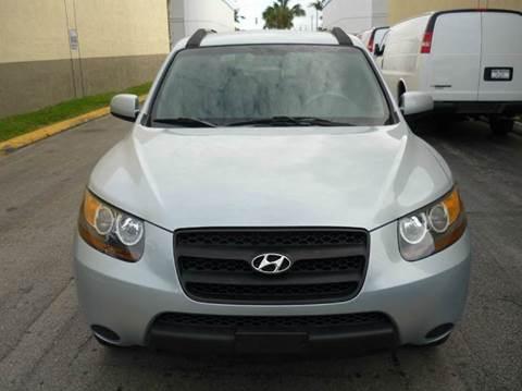 2008 Hyundai Santa Fe for sale in Hollywood, FL