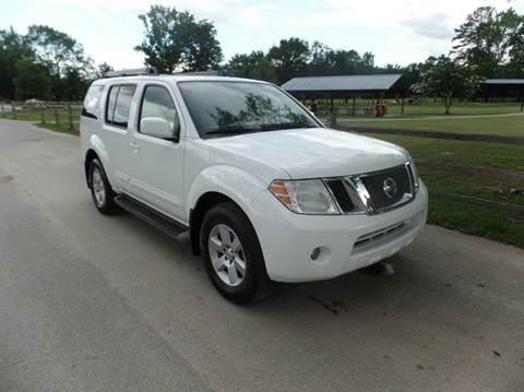 2012 Nissan Pathfinder for sale in Alabaster, AL