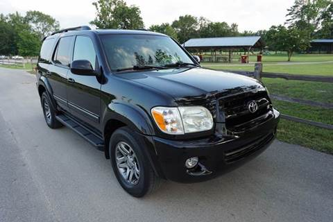 2007 Toyota Sequoia for sale in Alabaster, AL