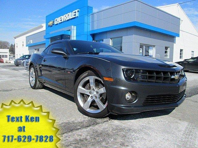 Chevrolet camaro used cars for sale for Mayse motors aurora mo