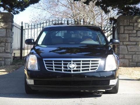 2006 Cadillac DTS for sale in Kansas City, MO