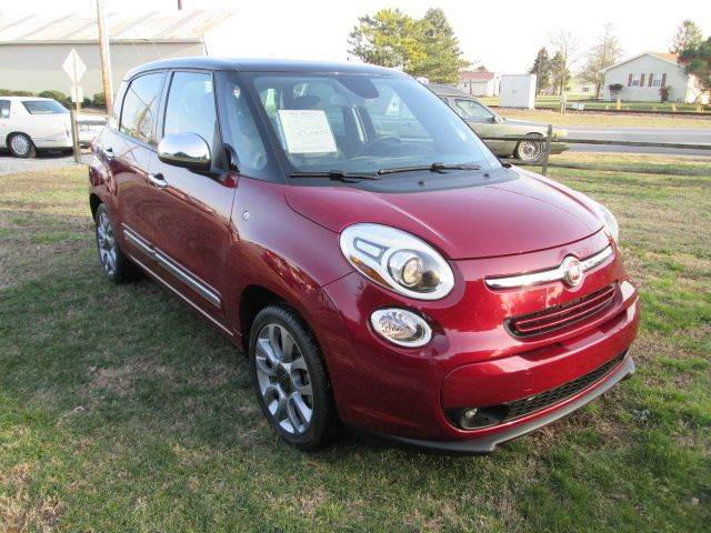 2014 fiat 500l lounge 4dr hatchback in lewes de auto gallery. Black Bedroom Furniture Sets. Home Design Ideas