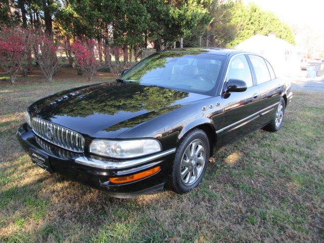 2003 buick park avenue ultra 4dr supercharged sedan in lewes de auto gallery. Black Bedroom Furniture Sets. Home Design Ideas