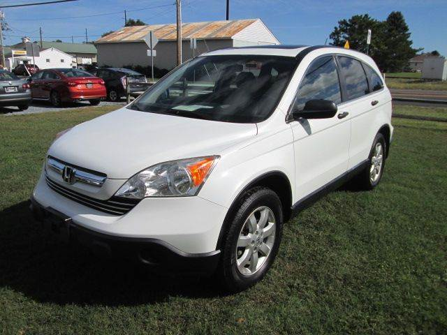 2007 honda cr v awd ex 4dr suv in lewes de auto gallery. Black Bedroom Furniture Sets. Home Design Ideas
