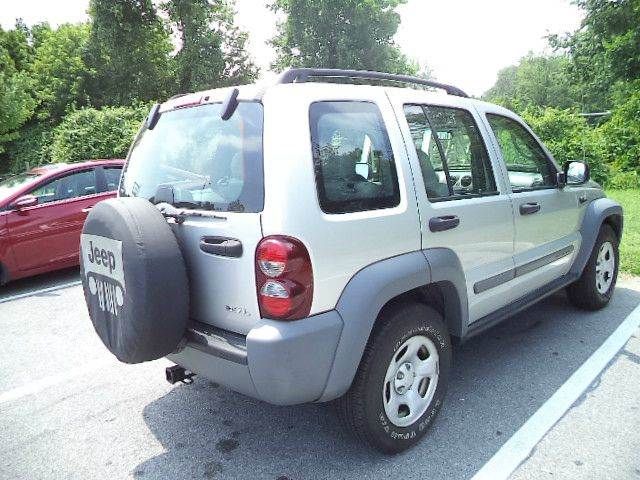 2005 Jeep Liberty Sport 4dr SUV - Hyattsville MD