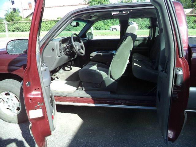 2003 Chevrolet Silverado 1500HD 4dr Crew Cab LS 4WD SB - Hyattsville MD