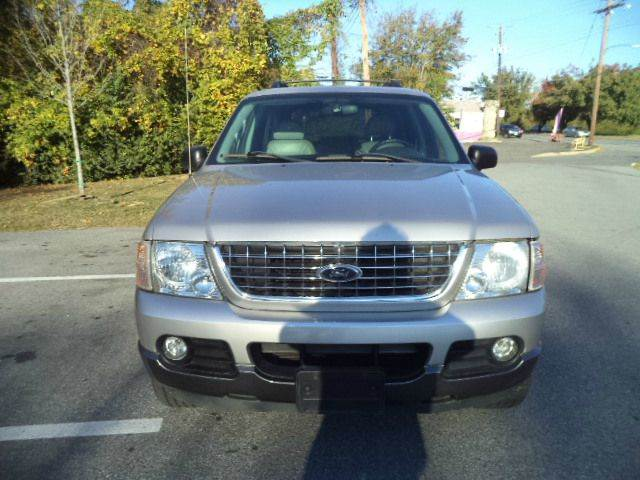 2005 Ford Explorer 4dr XLT 4WD SUV - Hyattsville MD