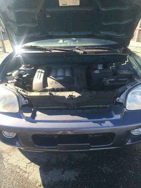 2002 Hyundai Santa Fe AWD GLS 4dr SUV - Hyattsville MD