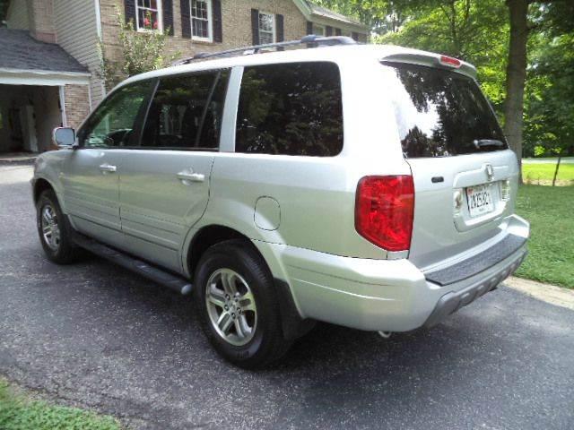 2003 Honda Pilot  - Hyattsville MD