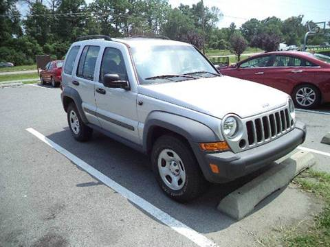 2005 Jeep Liberty for sale in Hyattsville, MD
