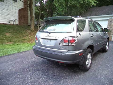 2001 Lexus RX 300 For Sale In Hyattsville, MD
