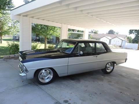 1967 Chevrolet Nova for sale in Calimesa, CA