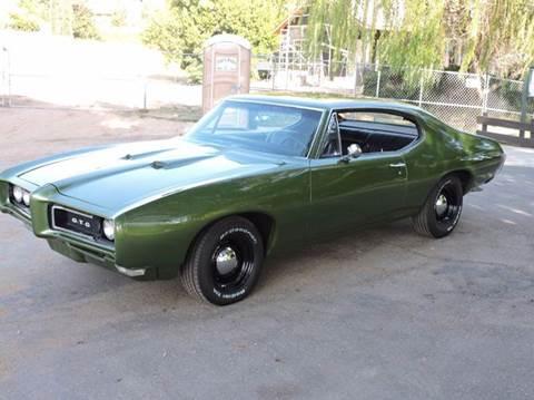 1968 Pontiac GTO for sale in Calimesa, CA