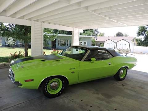 1971 Dodge Challenger for sale in Calimesa, CA