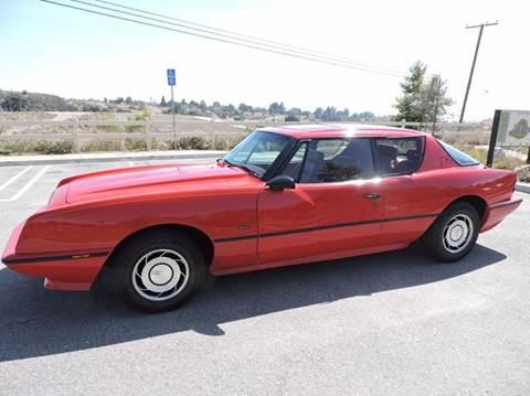 1988 Studebaker Avanti for sale in Calimesa, CA
