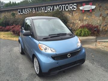 2013 Smart fortwo for sale in Buford, GA