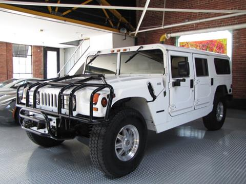 1996 AM General Hummer for sale in Los Angeles, CA