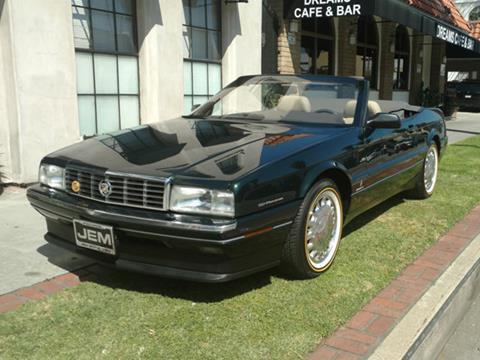 1993 Cadillac Allante for sale in Los Angeles, CA