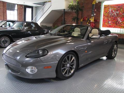 Aston Martin DB For Sale In California Carsforsalecom - Aston martin los angeles