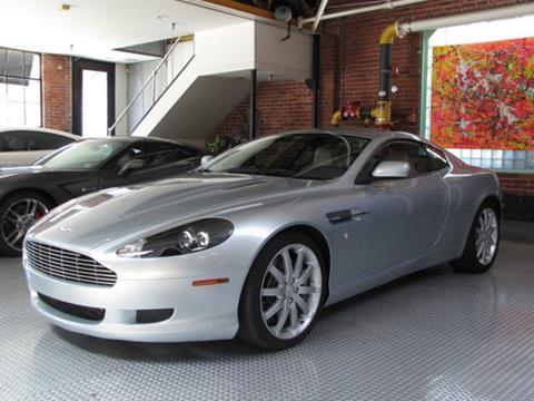 Used Aston Martin >> 2005 Aston Martin Db9 For Sale In Los Angeles Ca