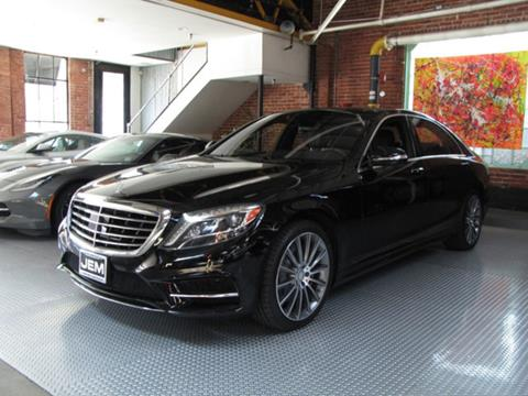 2014 Mercedes-Benz S-Class for sale in Los Angeles, CA
