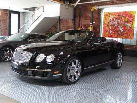 2007 Bentley Continental GTC for sale in Los Angeles, CA