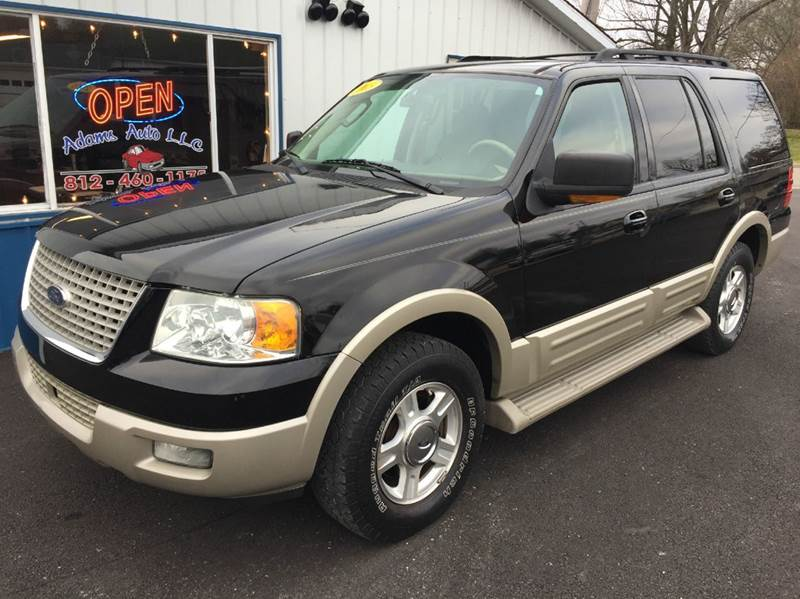 2005 Ford Expedition Eddie Bauer 4wd 4dr Suv In Terre