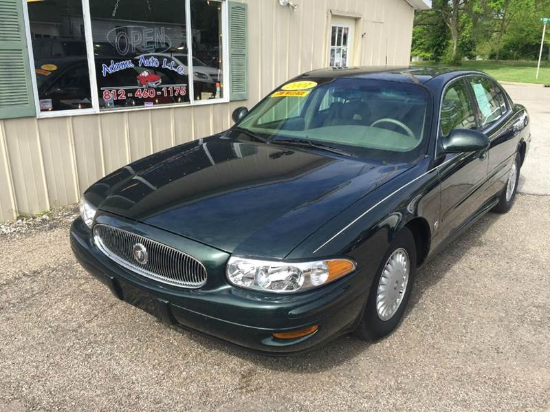 2001 buick lesabre custom 4dr sedan in terre haute in adams auto llc. Black Bedroom Furniture Sets. Home Design Ideas