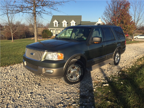 2004 Ford Expedition for sale in New Bloomfield, MO