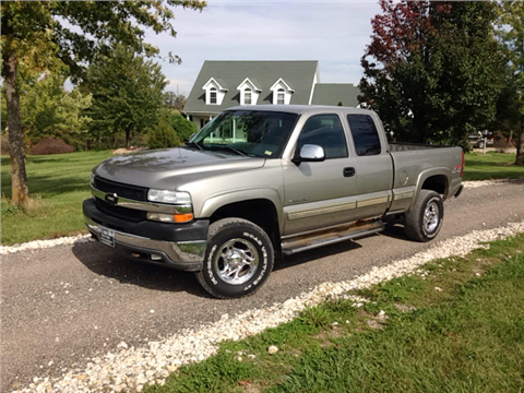 2001 Chevrolet Silverado 2500HD for sale in New Bloomfield, MO